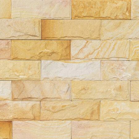 砂の石壁の質感と飾るの変わった 写真素材