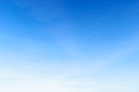 clear blue sky: Fantastic soft white clouds against blue sky. Stock Photo