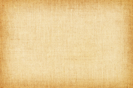 light yellow natural linen texture for the background. photo