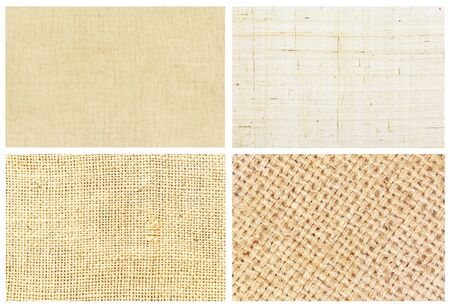 natural  line and hemp fibre texture for the background, sackcloth collection 4 photo