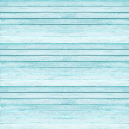 pantone: Wooden wall texture background, Aquamarine pantone color Stock Photo