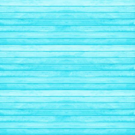 pantone: Wooden wall texture background, Scuba blue pantone color.