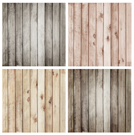 collection wood plank brown wall texture background, set4.