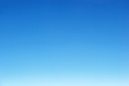 air: blue sky.