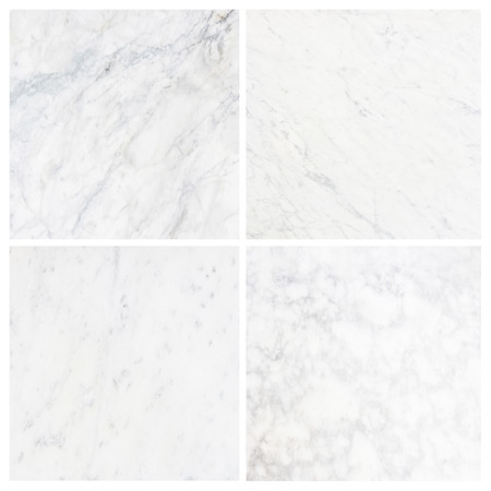 collection white marble texture background (High resolution). Reklamní fotografie