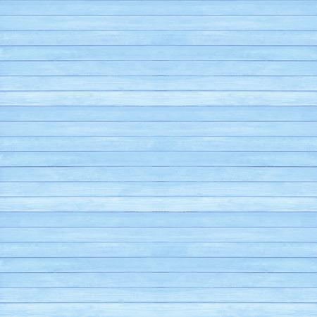 Dřevěná stěna textury pozadí, modrá pastelové barvy