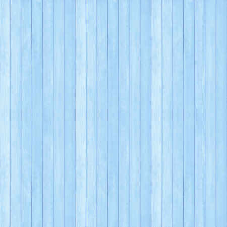 Wooden wall texture background, Blue pastel color