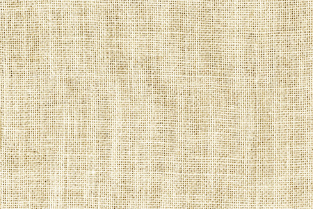 Natural sackcloth textured for background. Imagens