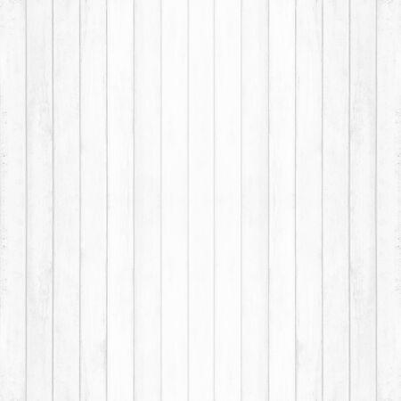 Wooden wall texture background, gray-white vintage color Reklamní fotografie
