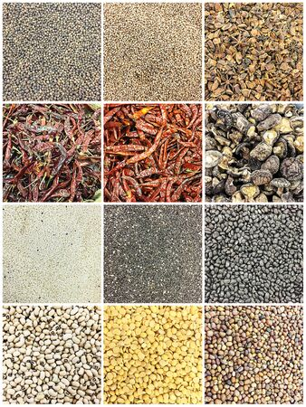 uses: a lot of black pepper for background uses.