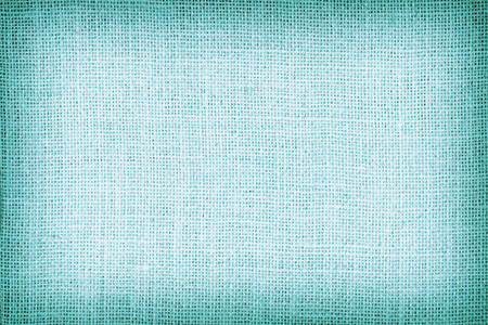 sackcloth: Natural sackcloth textured for background, Blue colour Stock Photo