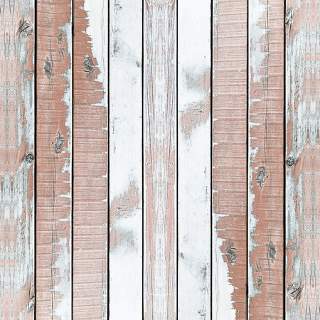 horizental: Wooden wall texture background, painted brown, Vertical. Stock Photo