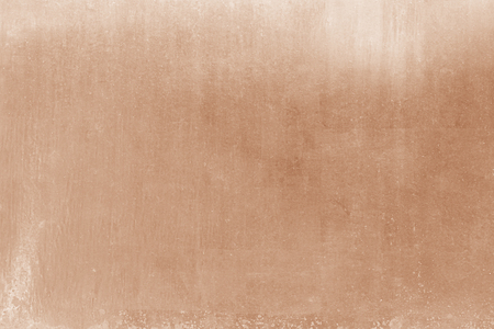Rose gold wall background or texture and shadow, Old metal. Stock Photo