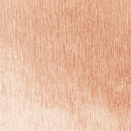 Shiny foil texture for background and shadow. Rose gold color.