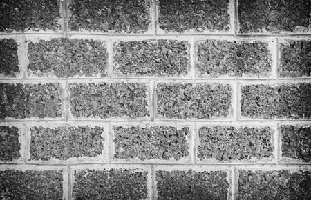 laterite: Laterite wall texture or background. Gray color.