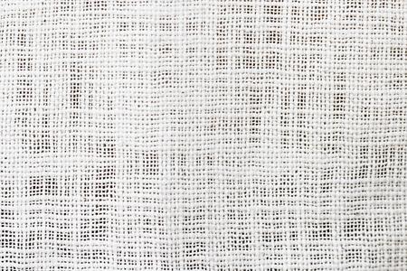 sackcloth: White Sackcloth texture for background.