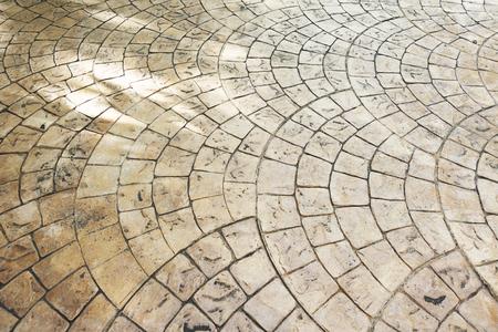 stone walk way 免版税图像