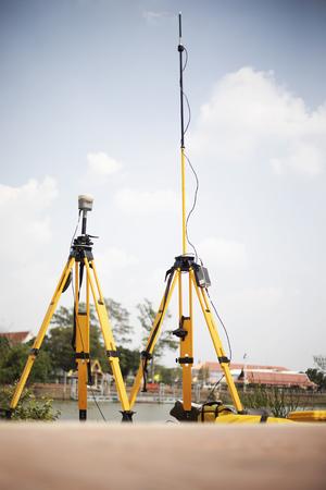 Levantamiento GPS en campo, Sistema de Posicionamiento Global.
