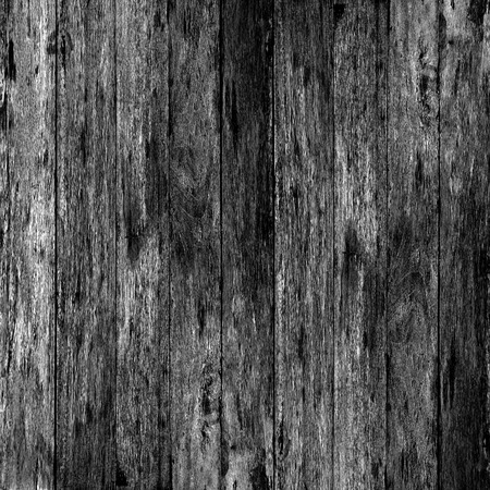 Black wood wall plank texture or background