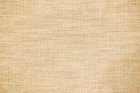 Fondo o textura de la tela de lino marrón