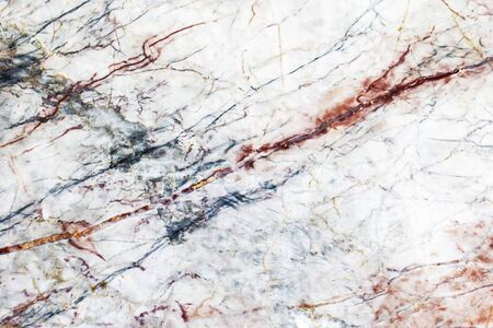 White marble background or texture and copy space. Reklamní fotografie - 127105978