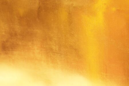 Gold abstract background or texture and gradients shadow. Reklamní fotografie - 127105985