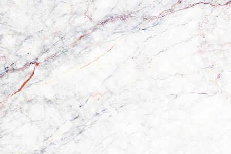 White marble background or texture and copy space. Reklamní fotografie - 127105993