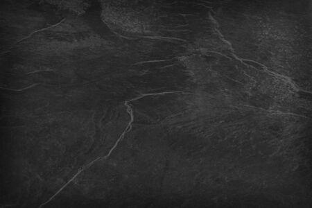 Dark grey black slate background or texture Reklamní fotografie - 127106381