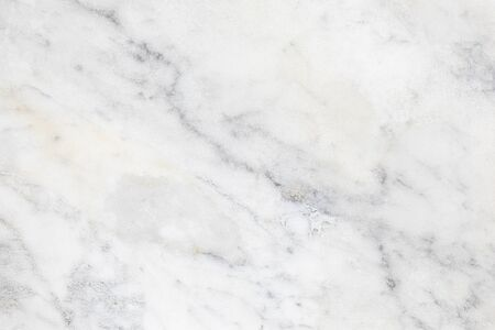 White marble background or texture and copy space.
