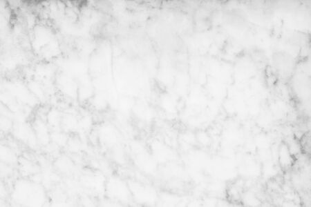 White marble background or texture and copy space. Reklamní fotografie - 127110894