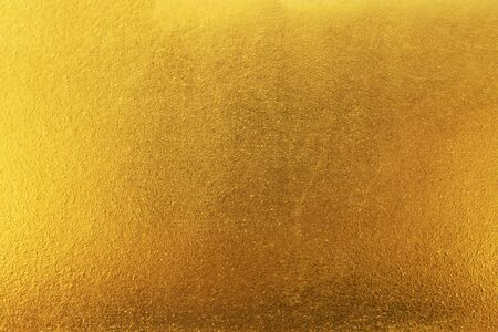 Gold abstract background or texture and gradients shadow. Reklamní fotografie - 127110967