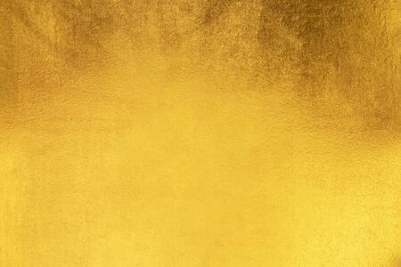 Gold abstract background or texture and gradients shadow. Reklamní fotografie - 127110970