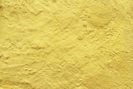 Gold abstract concrete background or texture
