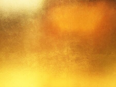 Gold abstract background or texture and gradients shadow. Reklamní fotografie - 127111003
