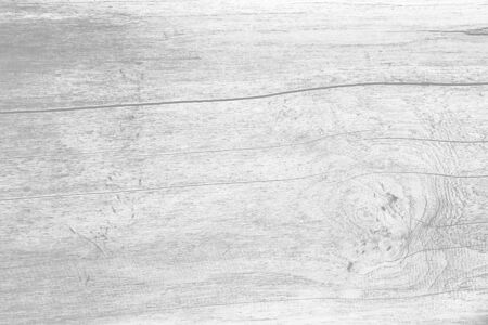 White gray wood wall texture or background. 写真素材
