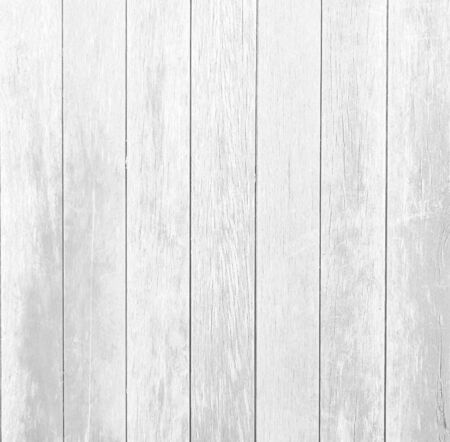 White gray wood wall plank texture or background - squares