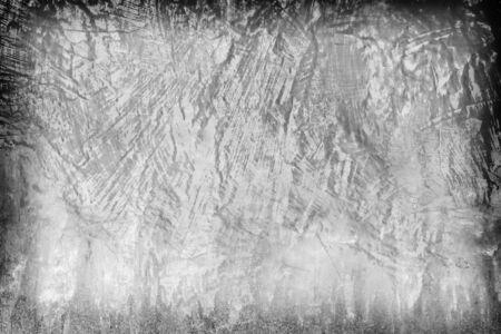 Gray concrete floor texture or background , copy space gradients shadow.