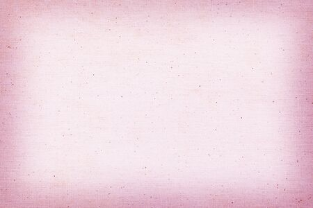 Pink linen fabric texture and copy space for valentine background