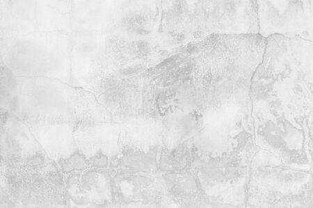 White gray concrete floor texture or background  and copy space.
