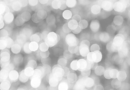 Silver gray sparkle glitter for Christmas background.