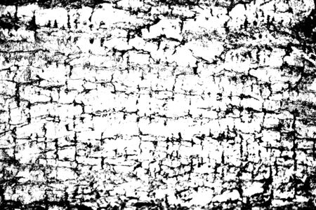 Grunge black and white abstract distress background or texture