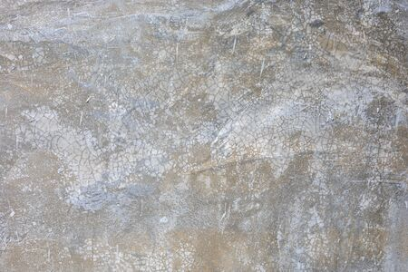 Gray concrete floor texture or background  and copy space. Imagens