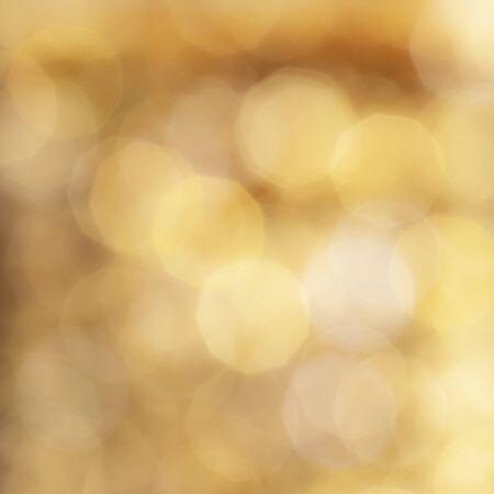 Gold sparkle glitter for Christmas background.