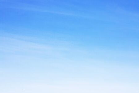 Clear blue sky background and empty space for your design.