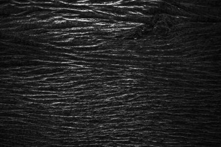 Black wood closeup texture or background 写真素材