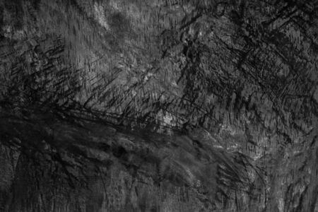 Grunge black abstract background or texture, Dark wall.