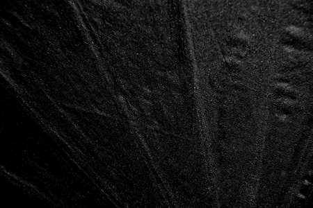 Black abstract background or texture and gradients shadow..