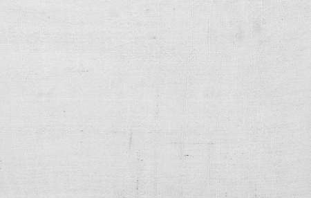 White linen old fabric texture or background.