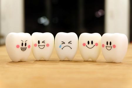 teeth cute toy