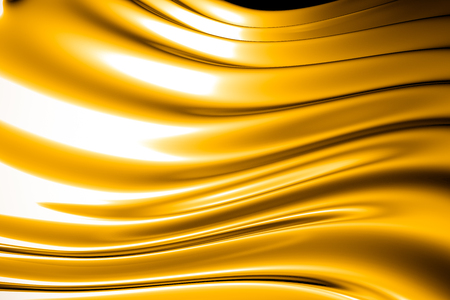 liquid gold: abstract gold background luxury cloth or liquid gold